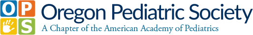 Oregon Pediatric Society logo